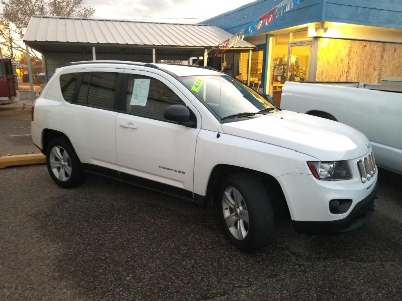 JEEP COMPASS 2014 price $10,977