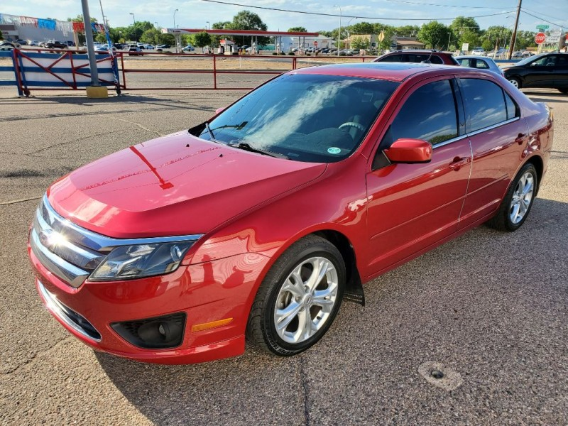 FORD FUSION 2012 price $10,177