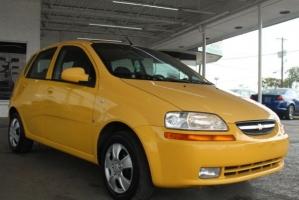 Chevrolet Aveo5 2008