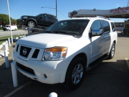 Nissan Armada 2012