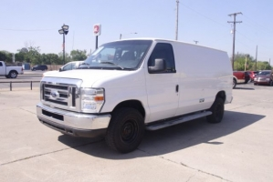 Ford E-Series Van 2012