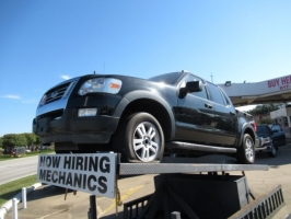 Ford Explorer Sport Trac 2009
