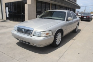 Mercury Grand Marquis 2010