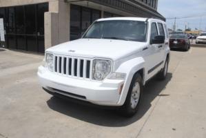 Jeep Liberty 2012