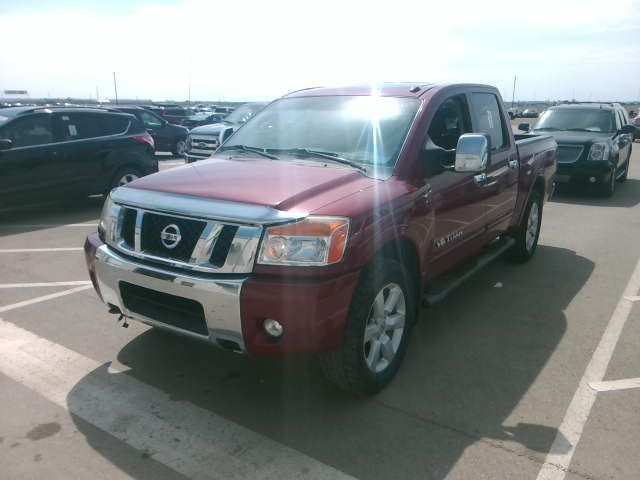 Nissan Titan 2009 price Call for Pricing.