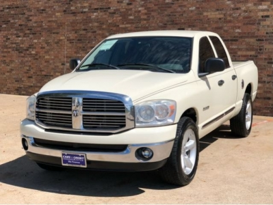 2008 Dodge Ram 1500 ST Quad Cab Long Bed 2WD