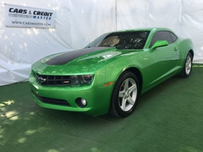 2011 Chevrolet Camaro LT1 Coupe