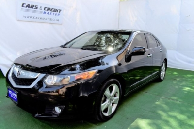 2010 Acura TSX 5-Speed AT with Tech