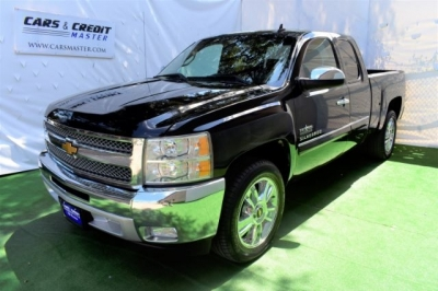 2012 Chevrolet Silverado 1500 LT Ext. Cab Long Box