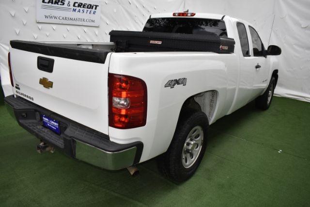 Chevrolet Silverado 1500 2012 price $18,950