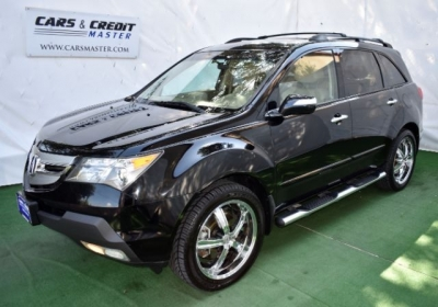 2007 Acura MDX Tech Package with Re