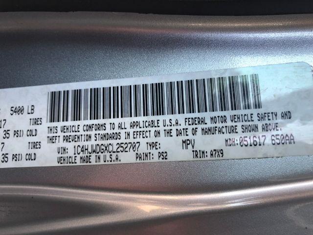 Jeep Wrangler STARWOOD 2012 price $28,750