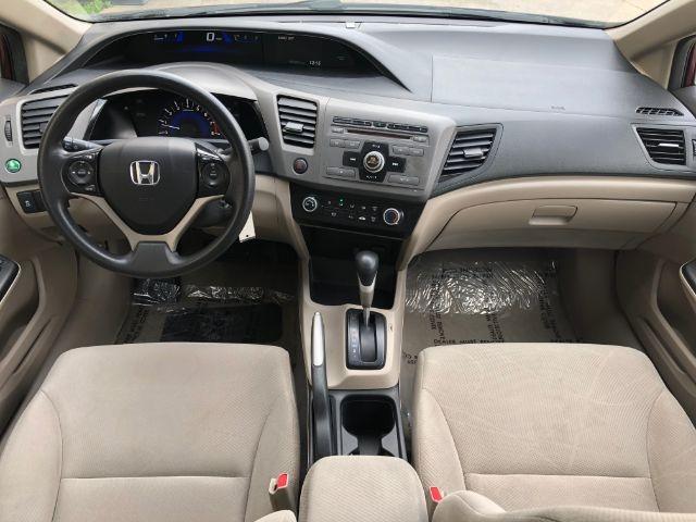 Honda Civic 2012 price $14,900