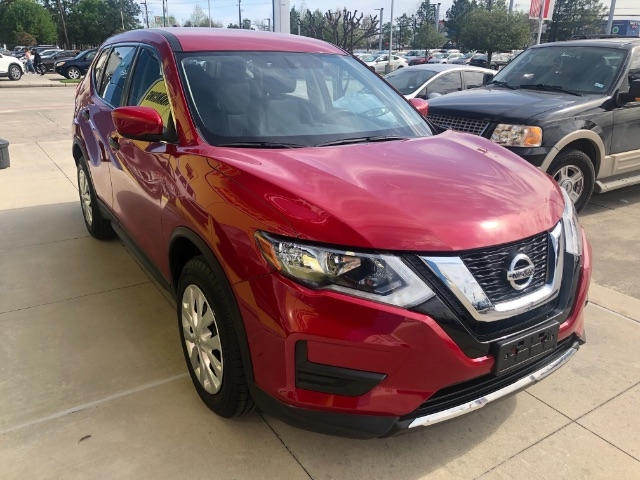 Nissan Rogue 2017 price $0
