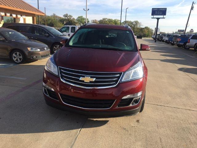 Chevrolet Traverse 2017 price $24,750