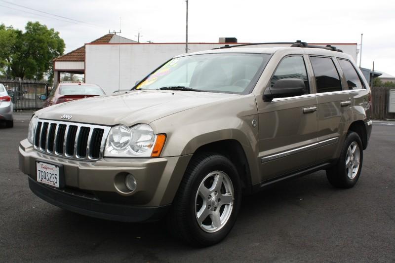 Jeep Grand Cherokee 2005 price $4,895