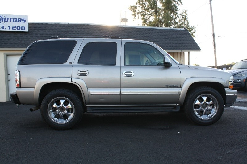 Chevrolet Tahoe 2002 price $4,999