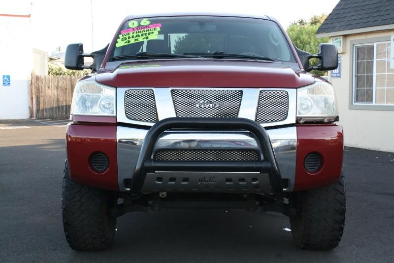 Nissan Titan 2006 price $9,985