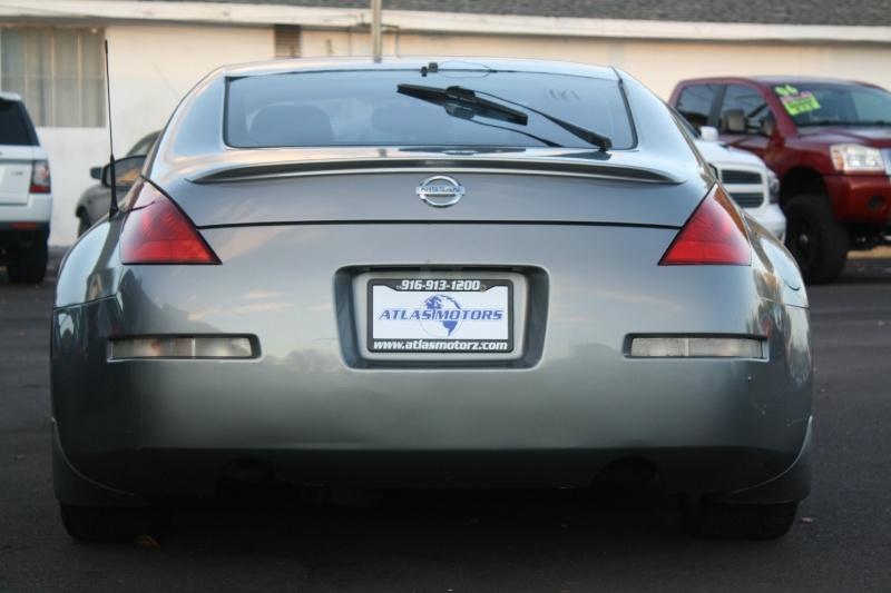 Nissan 350Z 2003 price $7,999