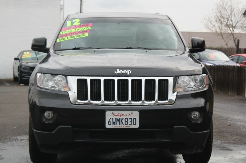 Jeep Grand Cherokee 2012 price $12,985
