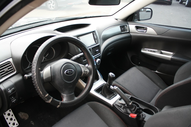 Subaru Impreza Sedan WRX 2009 price $10,999