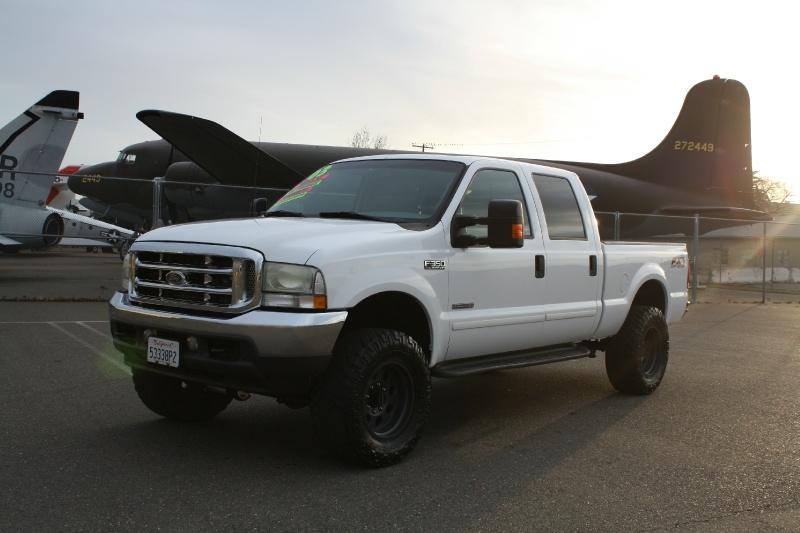 Ford Super Duty F-350 SRW 2003 price $14,985