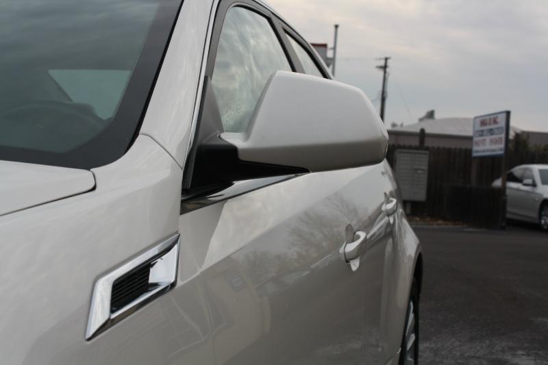 Cadillac CTS Sedan 2012 price $8,495