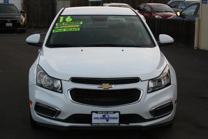 Chevrolet Cruze Limited 2016 price $8,995