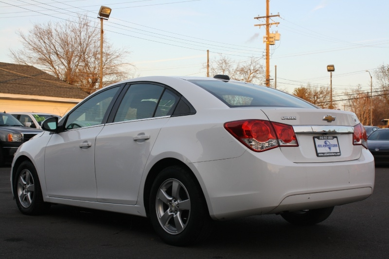 Chevrolet Cruze Limited 2016 price $9,495