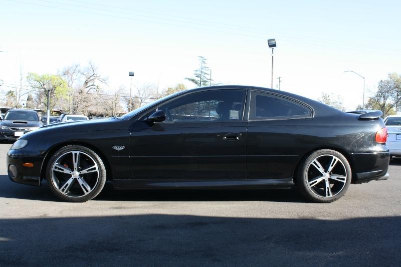 Pontiac GTO 2005 price $11,985