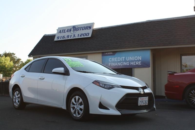 Toyota Corolla 2017 price $11,888