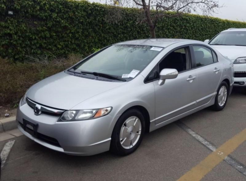 Honda Civic Hybrid 2006 price $3,600