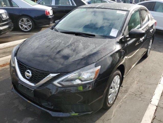 Nissan Sentra 2018 price $13,250
