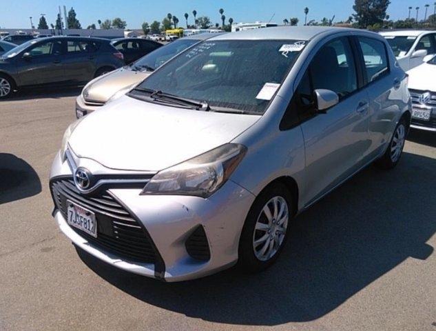 Toyota Yaris 2015 price $7,400