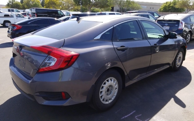 Honda Civic Sedan 2016 price $9,950