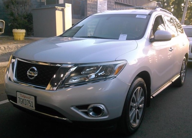 Nissan Pathfinder 2014 price $8,950