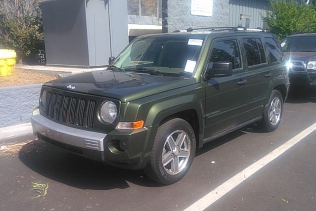 Jeep Patriot 2007 price $4,250