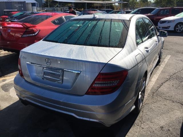 Mercedes-Benz C-Class 2012 price $6,950