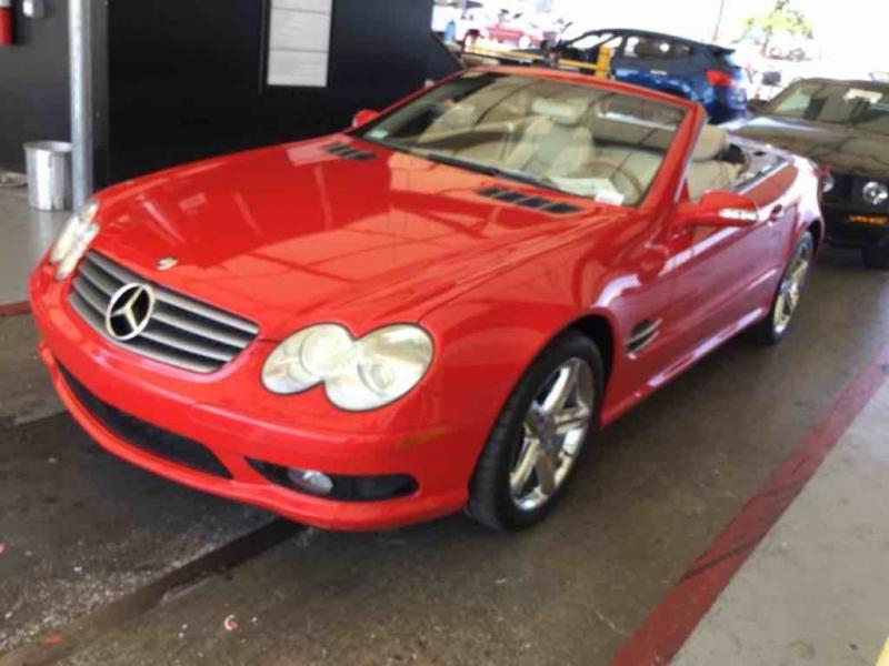 Mercedes-Benz SL-Class 2003 price $5,850