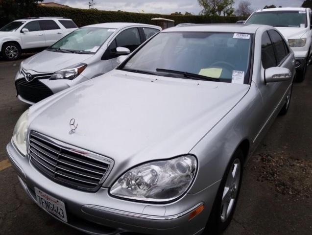 Mercedes-Benz S-Class 2004 price $2,950