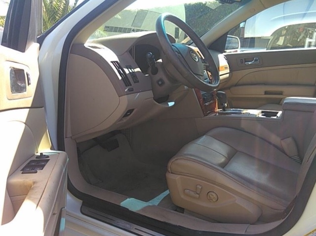 Cadillac STS 2006 price $3,050