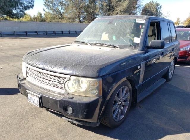 Land Rover Range Rover 2007 price $3,700