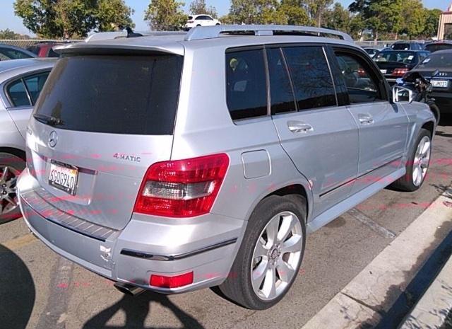 Mercedes-Benz GLK-Class 2010 price $5,950
