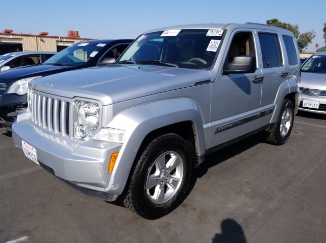 Jeep Liberty 2011 price $4,950
