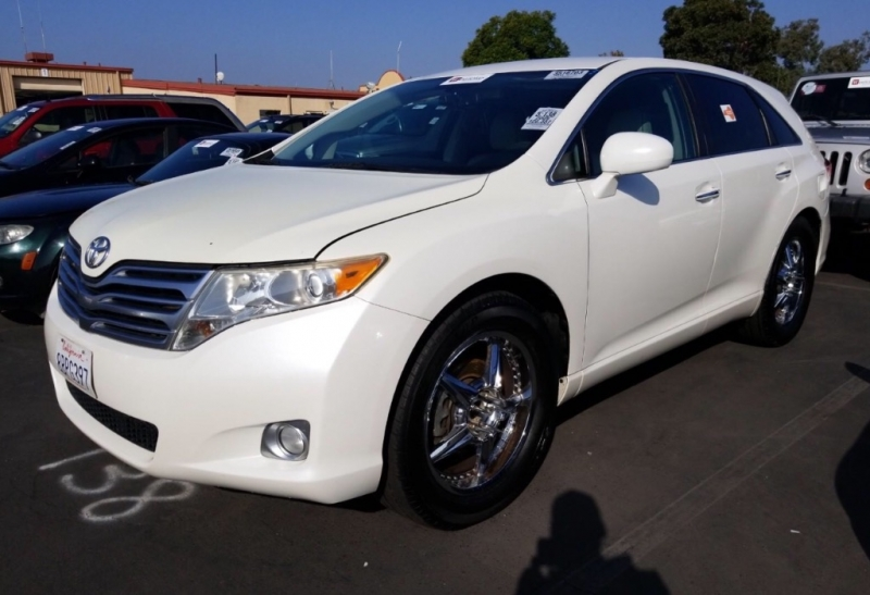 Toyota Venza 2009 price $5,050