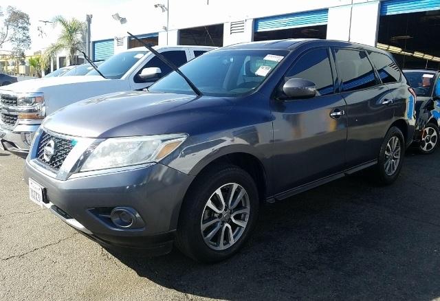 Nissan Pathfinder 2013 price $8,950