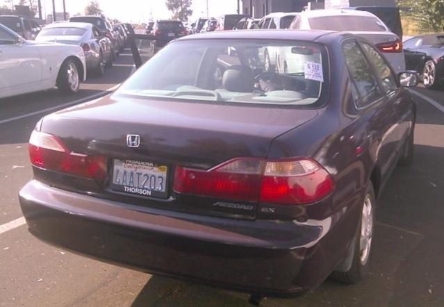 Honda Accord 1998 price $1,950