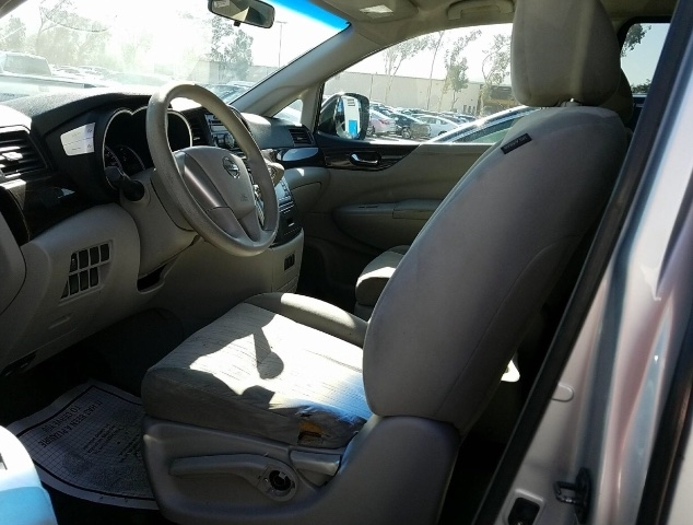 Nissan Quest 2011 price $5,650