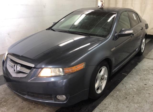 Acura TL 2007 price $2,600