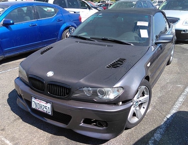 BMW 3 Series 2005 price $2,850